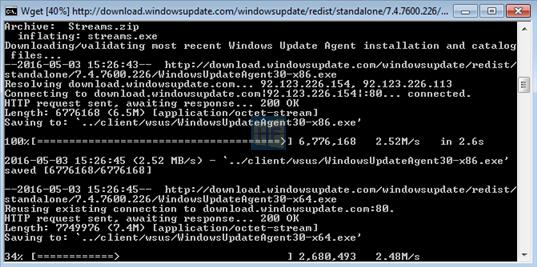 WSUS Offline Update OiGxNdkbvebwqvP7