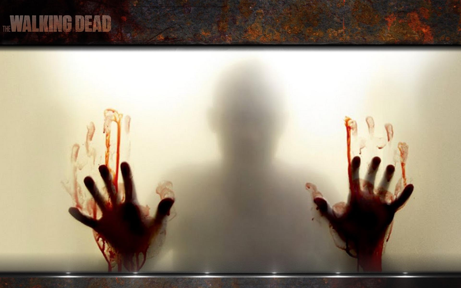 fond d'ecran anime zombie