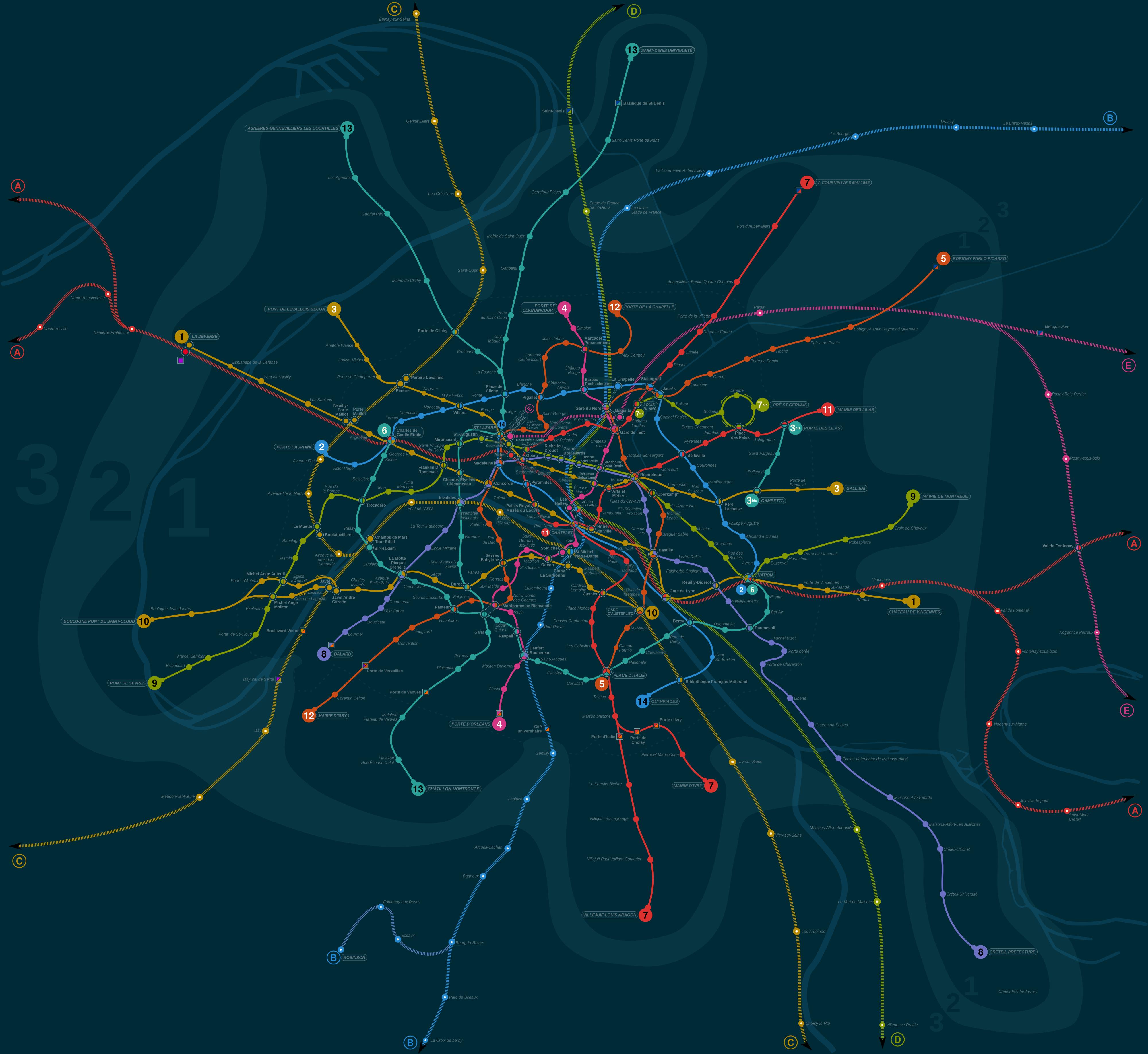 jeekajoo links carte golocalise du mtro parisien png image 4000 3674 pixels