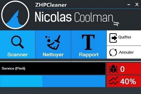 ZHPCleaner 7gXH9HcF