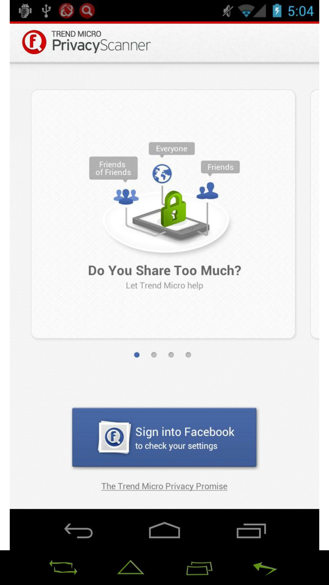 [APPLICATION ANDROID - Privacy Scanner for Facebook] protéger ses données privées sur ce réseau social [Gratuit][17.02.2014] QOsaeg78