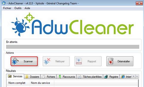 AdwCleaner M2fPWlzg