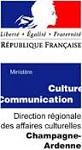 Ministère de la Culture et de la Communication / DRAC Champagne-Ardenne