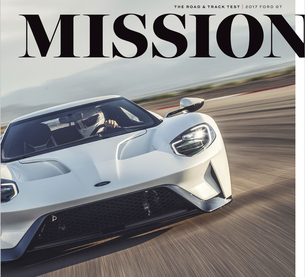 Ford Gt Road Test