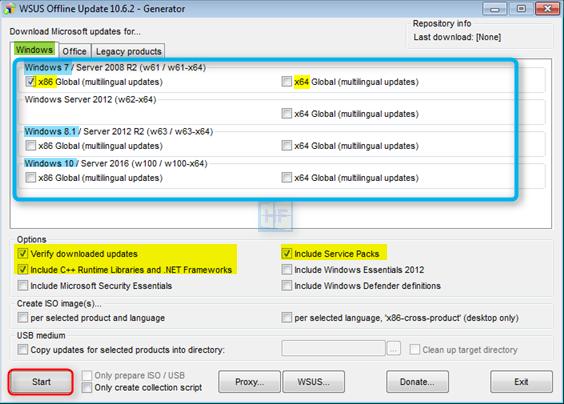 WSUS Offline Update VIXqiLcIcA4efPig