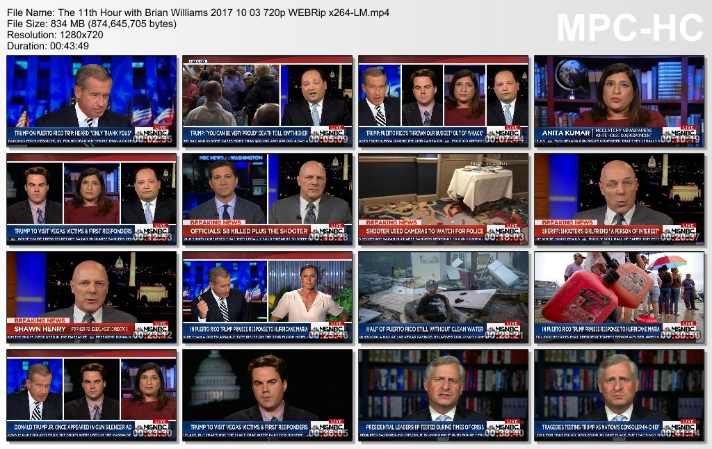 The 11th Hour with Brian Williams 2017 10 03 720p WEBRip x264-LM