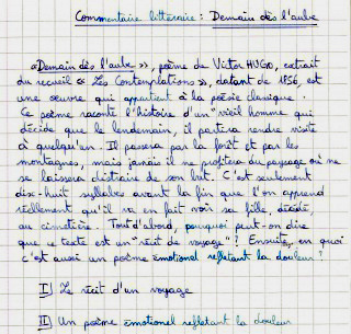 dissertation sur la poesie introduction