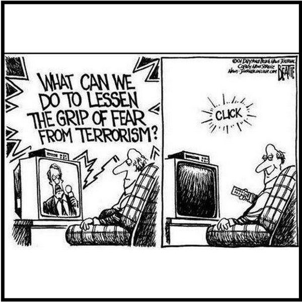 jeekajoo links what can we do to lessen the grip of fear from terrorism jpeg image 600 601 pixels