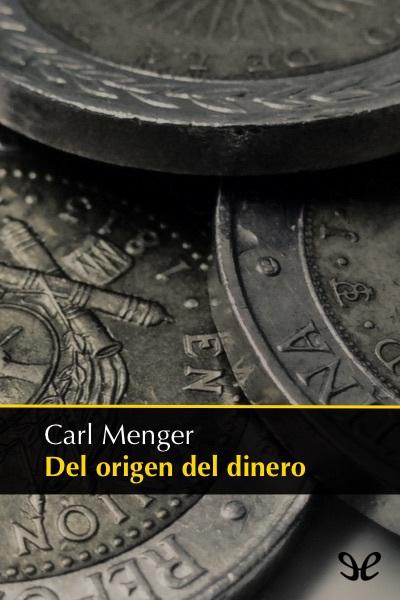 Del origen del dinero