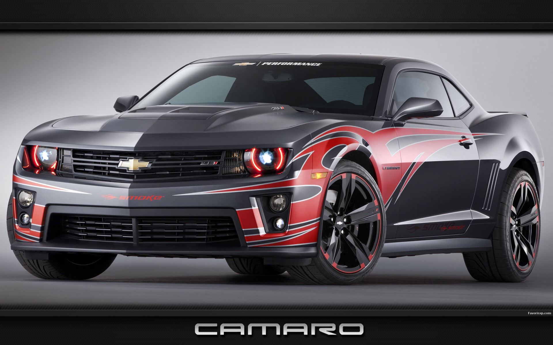 Fond D 201 Cran Chevrolet Camaro Id 233 E D Image De Voiture